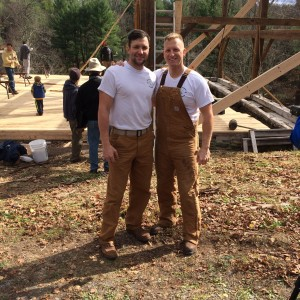 Kerrick Brothers on Raising Day