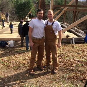 Kerrick Brothers on Raising Day