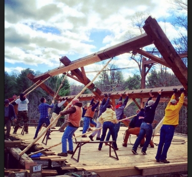 Barn Raising Recap